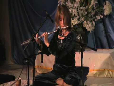 Andrea Brachfeld-Solo Jazz Flute-In a Sentimental Mood