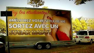Dating website ad banned in Brussels