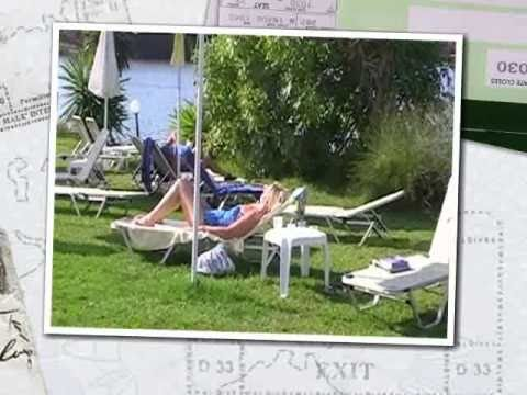 Hotel Louis Corcyra Beach, Gouvia, Corfu, Greek Islands, Real Holiday Reports.wmv