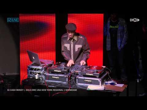 1988 DMC World Champion DJ Cash Money || 2013 DMC USA New York Regional || Showcase