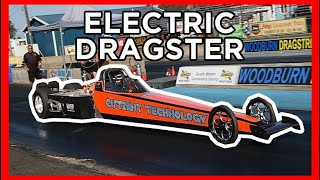 homepage tile video photo for THE FIRST 200 MPH ELECTRIC DRAGSTER?!?