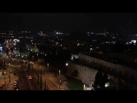 Notre Dame Of Jerusalem Center - Rooftop Bar (view)