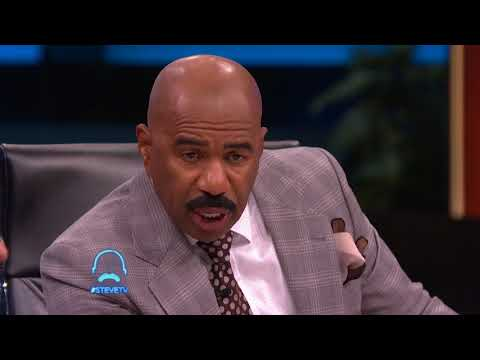 Steve Harvey FREAKS OUT!
