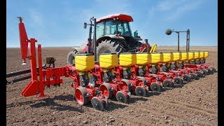Amazing Tractors for Farming rough lands