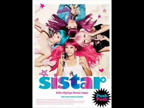 [MisterUnni] SiStar - Push Push [MP3/DL]