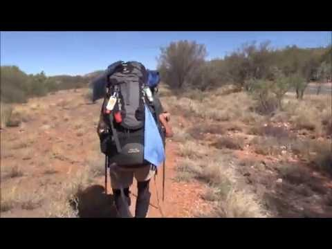 Larapinta Trail video day 11