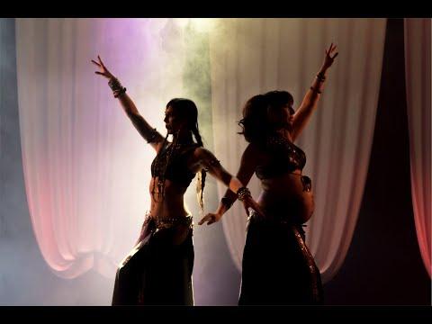 Dúo Anna De Mas & Rachel Moon - Fin De Curso Dancetribalia 2019