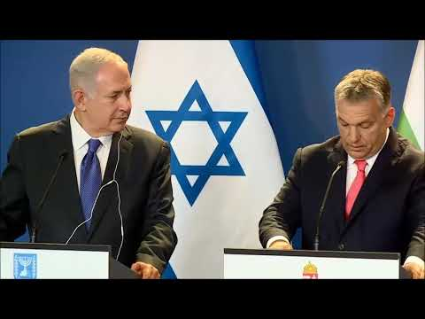 PM Netanyahu and Hungarian PM Orban's Remarks Following their Extended Meeting