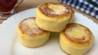 РЕЦЕПТ СЫРНИКОВ  ✧ Как приготовить вкусные сырники