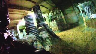Paintball - Warpaint international - Salem Oregon - Third game of the night - 1/21/2012