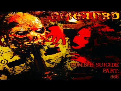 GORELORD - Zombie Suicide Part: 666 [Full-length Album] Death Metal