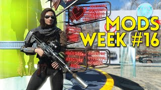 Fallout 4 Top 5 Mods Week #16 - Desert Eagle, Grenade Launcher, Commando Cats