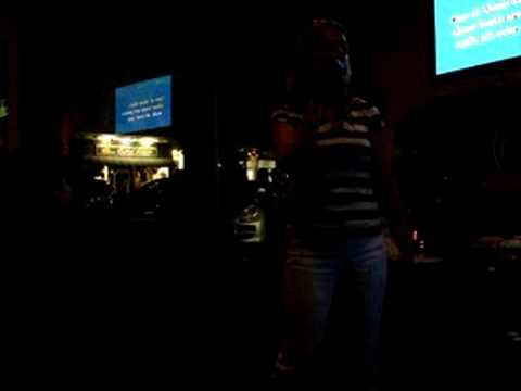 Greenwich Karaoke Lorraine Solo