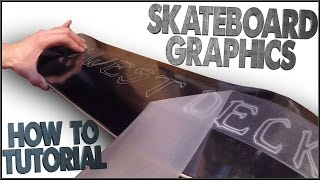 Gambar cover How To Make Your Own Skateboard Graphics (Tutorial)