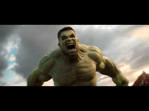 Hulk vs Fenris Wolf | Thor: Ragnarok (2017)