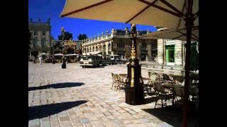 Nancy - Place Stanislas - ( Lorraine ) - FRANCE - Mendelssohn - Symphony No. 5 in D Major, Op. 107,