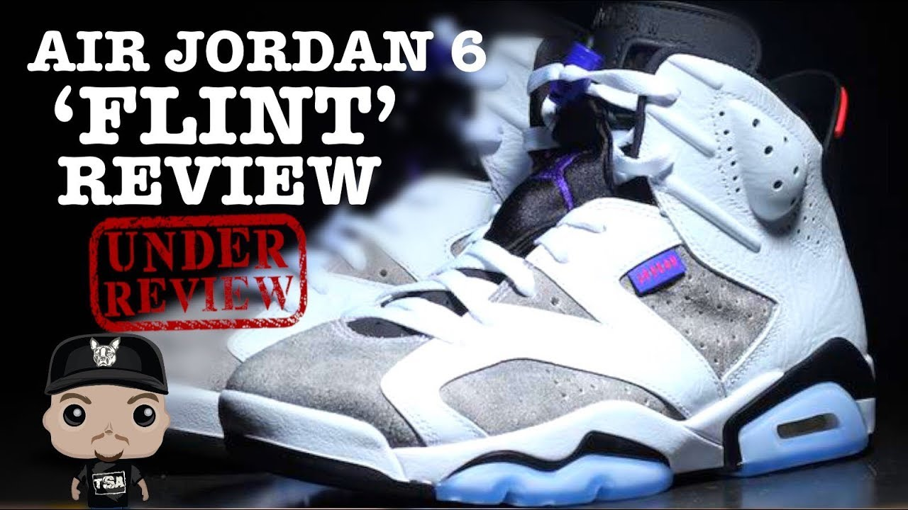 73cbb22b8f1 Air Jordan 6 Flint Retro Sneaker Honest Detailed Review #Sneakerhead  #Jumpman