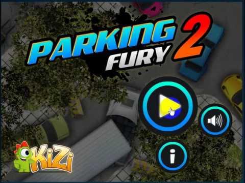 Parking Fury 2 kizi Games YouTube
