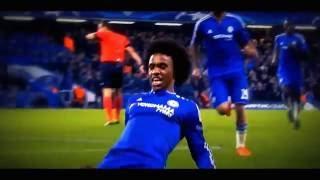 Willian Borges Da Silva | Chelsea FC | Crazy Skills 2015 - 2016