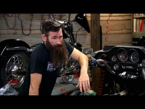 Gas Monkey Custom Chopper Build | Fast N' Loud