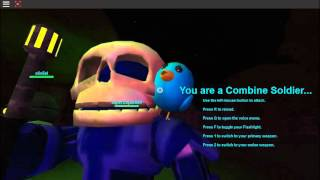 Roblox~The Stalker Reborn