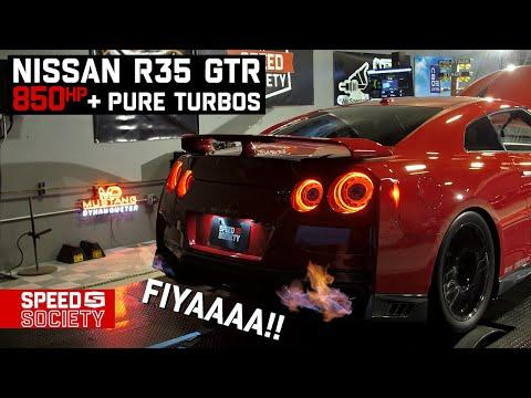 Nissan R35 GTR 850hp Build | Beyond The Build Season 7 Episode 1