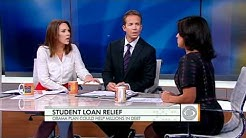 Obama announces plan for student loan relief