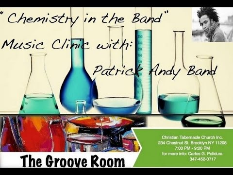 The Groove Room Feat: Patrick Andy Band -