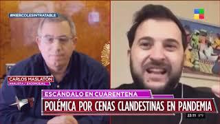 Carlos Maslatón en Intratables (12/08/20)