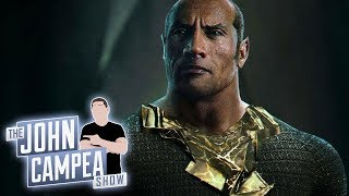 Black Adam Starts Production In July Confirms Dwyane Johnson - The John Campea Show