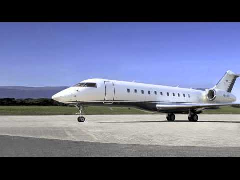Albinati Aeronautics - Swiss based Private Jet Charter Company - Teaser