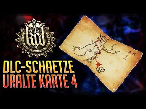 REZEPT SCHLAFTRUNK - Uralte Karte 4 Kingdom Come: Deliverance DLC Tipps deutsch DLC Map