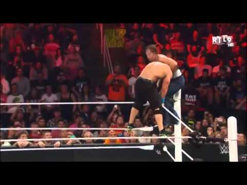 WWE Raw Puissance Catch du 7 avril 2015 en VF Après WM31 Parti 2