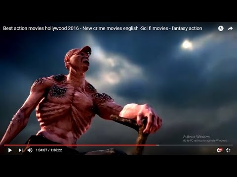 Best action movies hollywood 2016   New crime movies english  Sci fi movies   fantasy action