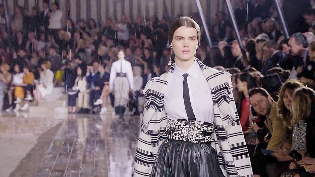 e16cd925b94c Christian Dior | Cruise 2019 Full Fashion Show | Exclusive - YouTube