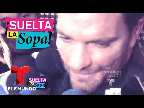 Julián Gil cumple su palabra en su nuevo proyecto   Suelta La Sopa   Entretenimiento