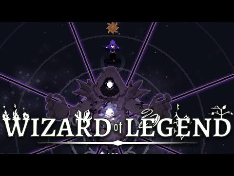 Wizard Of Legend - Getting A First Chaos Arcana - Full Run