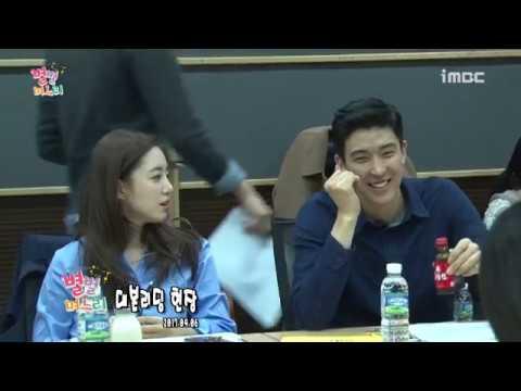 [Script Reading] T-ara (티아라) Eunjung on MBC Different Daughter in Law