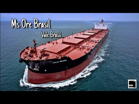 MS Ore Brasil | Vale Brasil | ship captain
