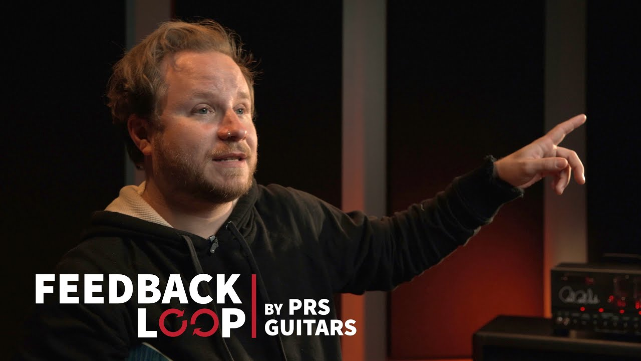 Zach Myers Wants To Live In Japan | Feedback Loop | PRS Guitars