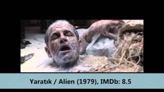 En yüksek imdb puanlı bilim kurgu filmleri