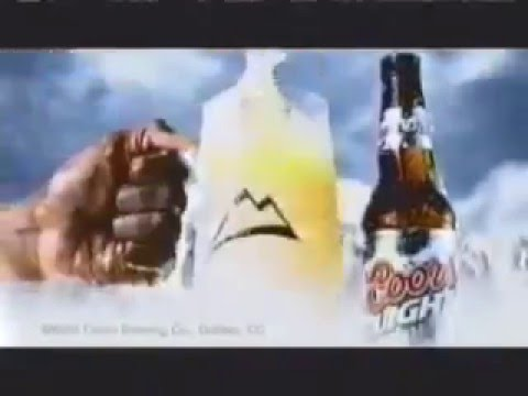 Coors Light Love Train Commercial