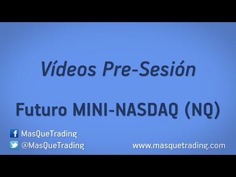 15-9-2014-Trading en español Análisis Semanal Futuro MINI NASDAQ (NQ)