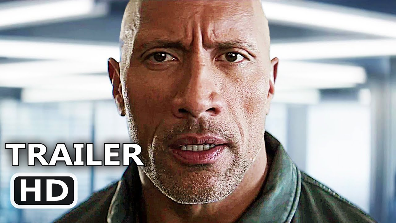 FAST & FURIOUS HOBBS AND SHAW Official Trailer (2019) Dwayne Johnson Movie HD - YouTube