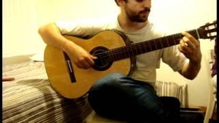 Cancion del elegido (arreglo para guitarra) - Silvio Rodriguez - Santiago Rosler