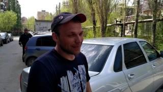 Саратовский водитель решил снять тонировку после ночевки в отделе полиции