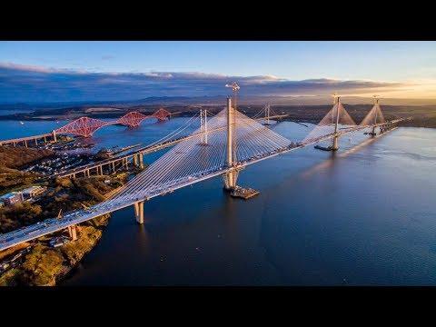 Forth Bridges: Spanning Three Centuries Of Engineering Innovation | The B1M