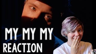 Troye Sivan - My My My Offical Video ~ REACTION
