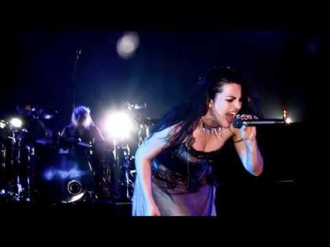 Amy Lee: Sustained notes, vocal runs, ornamentation, etc.