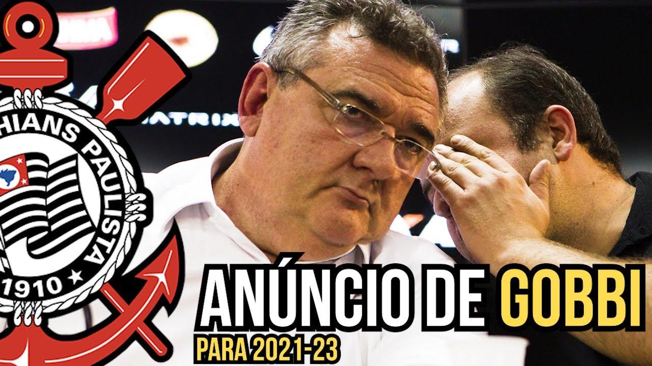MÁRIO GOBBI LANÇANDO CANDIDATURA À PRESIDÊNCIA DO CORINTHIANS 2021/23 | AS PROMESSAS DE CAMPANHA